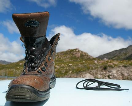 buty trekkingowe profil dbamy o buty