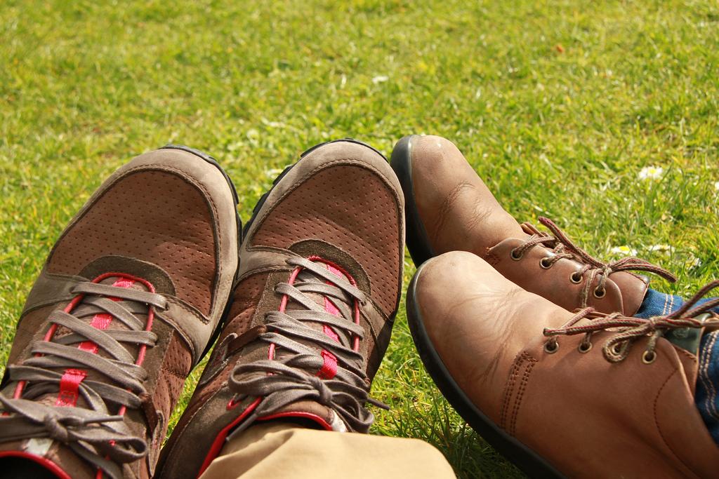 jak odswiezyc buty wiosenne