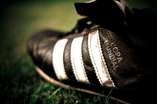 jak dbac o buty pilkarskie