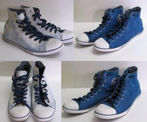 farbowanie butów