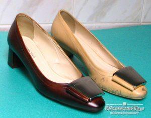 farbowanie obuwia