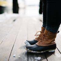 Jak zabezpieczyć buty przed zimą?