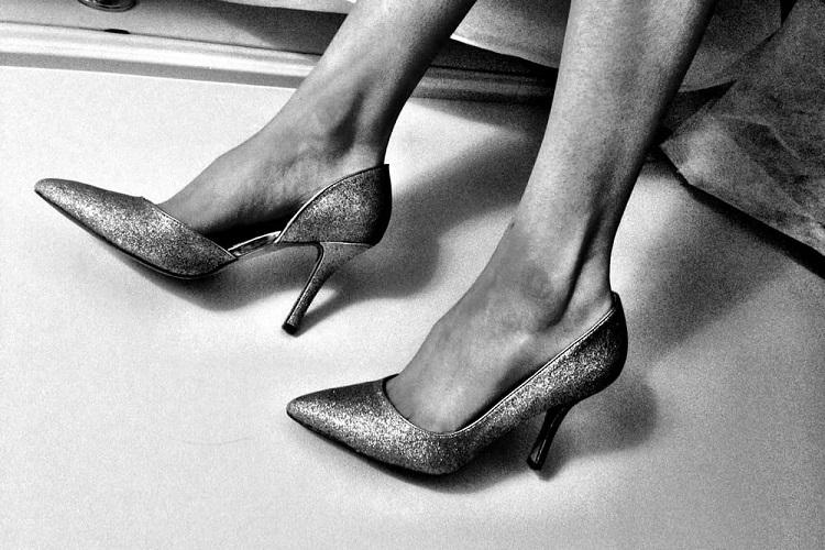 buty obcierają