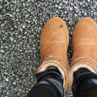 Buty na zimę - z jakiego materiału?