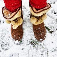 Modna zima 2018 - przegląd butów dla dzieci